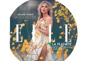 ELLE aime la planète : Mélanie Laurent, en couverture de notre hors-série
