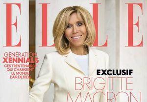 ELLE reçoit le prix du « coup éditorial » de l'année pour son interview de Brigitte Macron