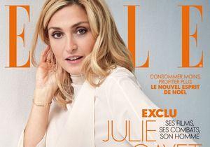 Exclu - Julie Gayet dans ELLE : « J'avais décidé de garder le silence pendant tout le temps où François était à l'Elysée. »
