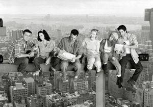 Friends : les professionnels du cinéma adoubent la série culte