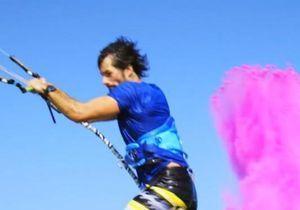 L'anti-blues du dimanche soir : des kitesurfers hauts en couleur