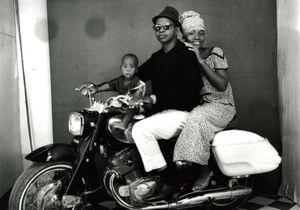 Malick Sidibé, l'hommage d'Inna Modja