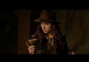 #Prêtàliker : quand Anna Kendrick rejoue Indiana Jones