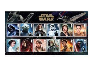 #PrêtàLiker : des timbres Star Wars en vente au Royaume-Uni