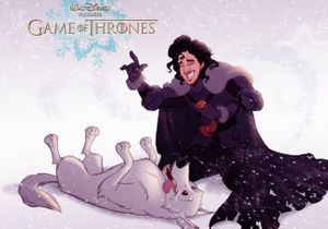 Et si Disney adaptait « Game of Thrones » ?