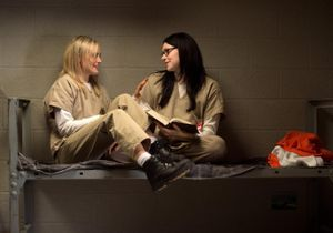 Exclu: Orange is the New Black, la relation de Piper et Alex racontée par leurs interprètes !