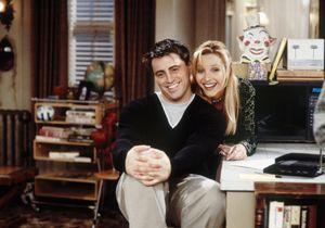 Friends : on sait enfin pourquoi Joey et Phoebe n'ont jamais été ensemble