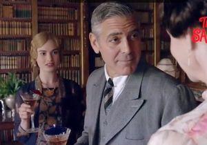 George Clooney fait ses débuts dans Downton Abbey