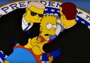 Il y a 16 ans, « Les Simpson » voyaient Donald Trump à la Maison Blanche