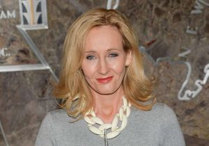 J. K. Rowling fait voler en éclats les espoirs d'une série sur Harry Potter