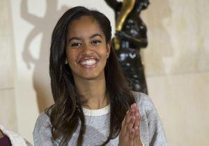 Malia Obama en stage sur la série « Girls » de Lena Dunham