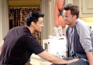 Matthew Perry a failli ne pas être Chandler dans Friends