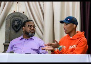 Pharrell Williams prépare une série musicale pour Netflix