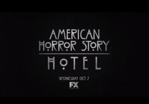 #PrêtàLiker : les premières images officielles de « American Horror Story : Hotel »