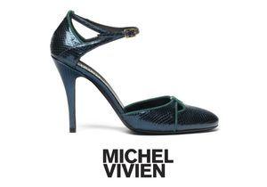 Tentez de gagner une paire de salomés Michel Vivien grâce à CANALPLAY !