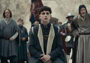 « The King » : Découvrez Timothée Chalamet dans la peau d'un roi