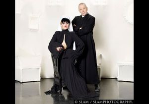 Jean Paul Gaultier filme Lady Gaga