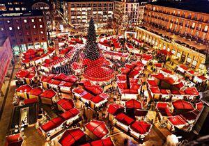 Les plus beaux marchés de Noël de France et d'Europe
