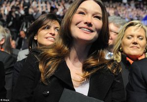 Carla Bruni sera en direct sur France 5 le 8 mars