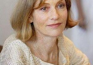Carton plein pour Isabelle Huppert à New York