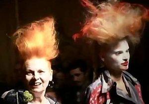Ce soir, Karl Lagerfeld et Vivienne Westwood squattent Arte