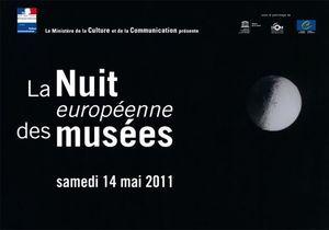 Ce soir, on passe la nuit au musée dans toute l'Europe