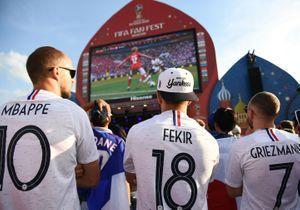 Coupe du monde : où regarder la finale France-Croatie sur écran géant ?