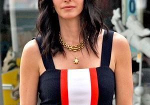"Courtney Cox-Arquette réunit ses ex-""Friends"""