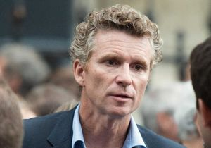 Denis Brogniart: «J'ai envie de dire aux policiers toute ma vérité»