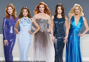 « Desperate Housewives » : clap de fin en 2012 ?