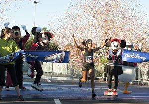 Disneyland Paris lance son premier semi-marathon