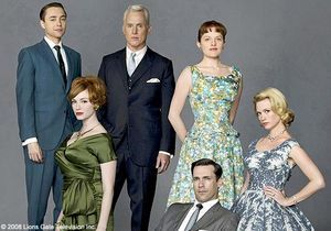 Emmy Awards 2011 : Mad Men en tête des nominations
