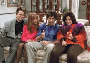 « Friends » : les meilleurs moments de Thanksgiving !