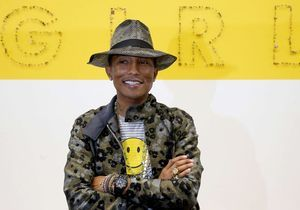 GIRL, l'exposition très féminine de Pharrell Williams