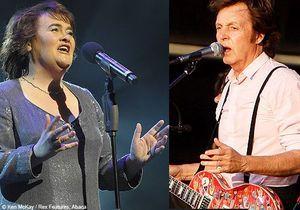 « Glee » : Paul McCartney et Susan Boyle dans la saison 2 !