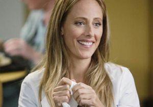 Grey's Anatomy : Kim Raver revient grâce aux téléspectateurs
