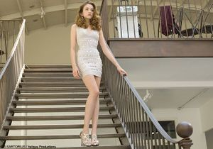 La miss météo de Canal + joue les mannequins sur France 2
