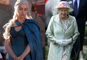 Elizabeth II sur le trône de fer : la reine d'Angleterre bientôt sur le tournage de Game of Thrones!