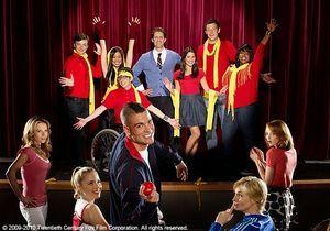 La série « Glee » débarque le 29 mars sur M6… puis W9