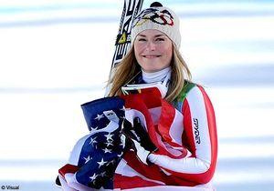 "La skieuse américaine Lindsey Vonn dans ""NY Police Judiciaire"""