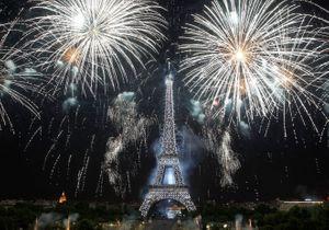 Le feu d'artifice du 14 juillet à Paris sera-t-il maintenu ?