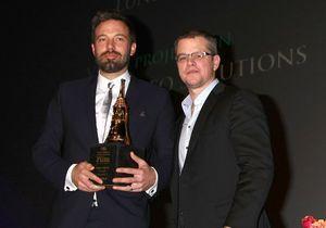 Le nouveau projet de Ben Affleck et Matt Damon : une série futuriste !