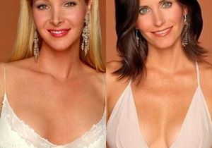"Lisa Kudrow et Courteney Cox, deux ""Friends"" réunies !"