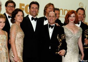 «Mad Men» et «Modern Family» grands gagnants des Emmy Awards