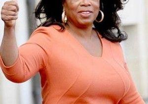 Oprah Winfrey lance sa propre chaîne de télé