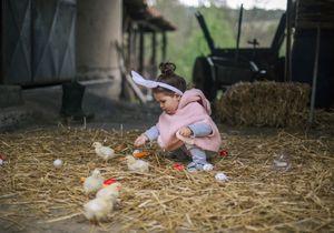 Pâques : découvrez 9 spots où chasser les oeufs de Pâques en France