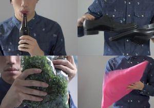 Prêt-à-liker : des hits de 2014 interprétés avec des objets usuels