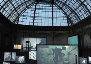 Projections gratuites au Grand Palais