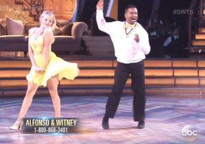 Quand Alfonso Ribeiro reprend la danse de Carlton dans Danse avec les stars