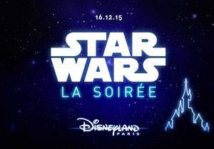 Star Wars : Mickey accueille Dark Vador à Disneyland Paris pour une soirée unique